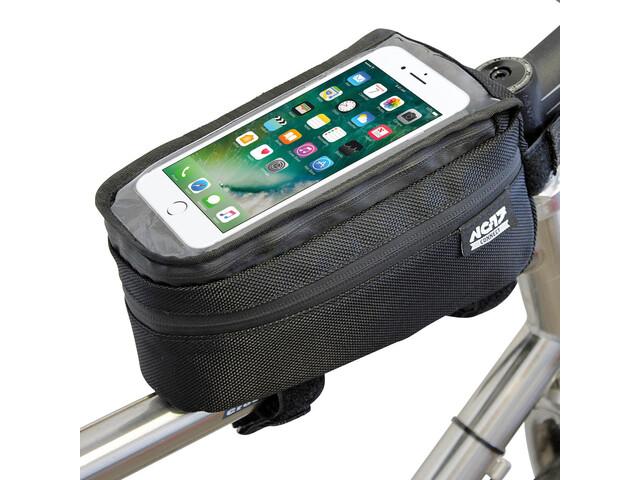 NC-17 Connect Smartphone Tasche Appcon für Oberrohr XL schwarz